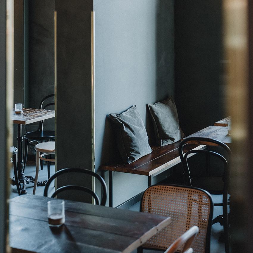 Cafestol med flet